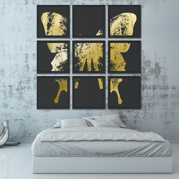 Butterfly with Forest Wings Collection #art #design #gold #goldleaf #artandnature #ButterflyForest #butterflyart