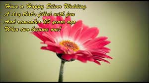 Image result for silver jubilee marriage anniversary images