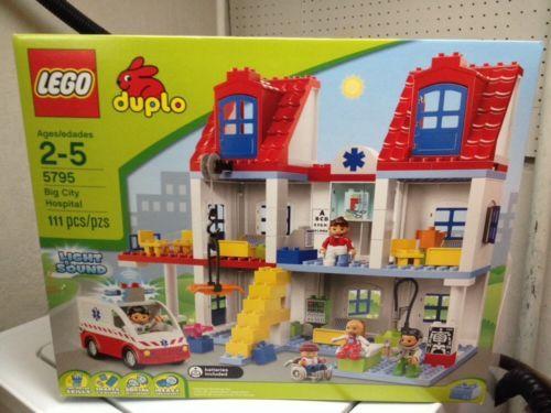 Lego Duplo 5795 Big City Hospital