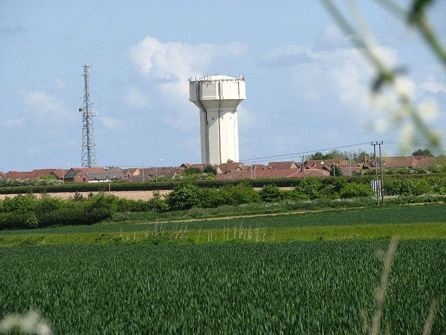 Caister-On-Sea Water Tower, Norfolk.