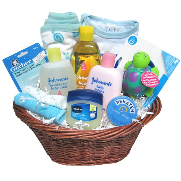 Baby Gift Baskets Canada : New bath time baby cdn free shipping to ontario