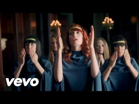 Florence + The Machine - Drumming Song - YouTube