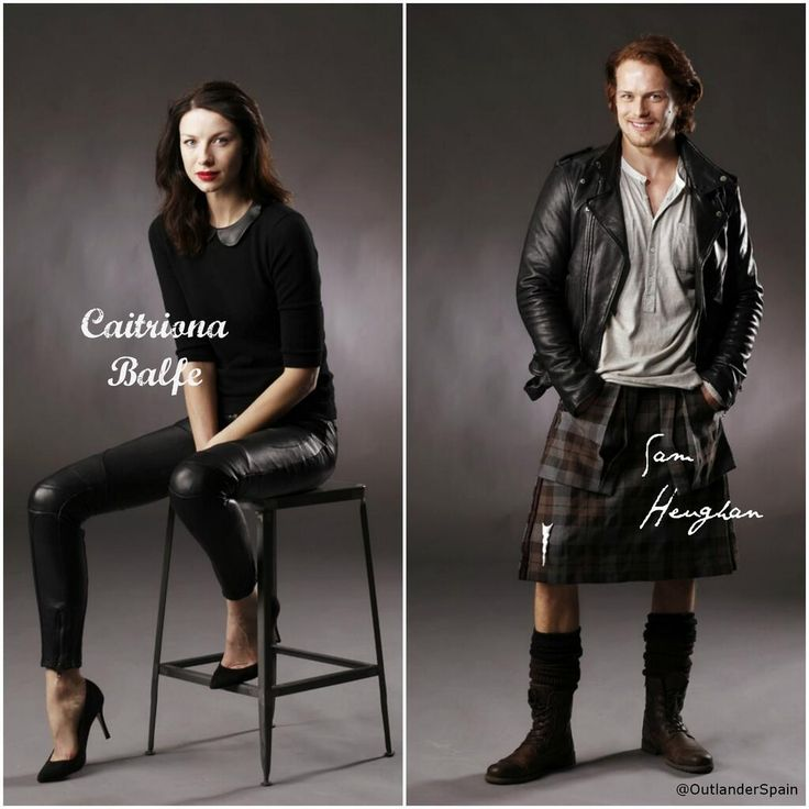 """""""@Bea_triz_76: Loving these two. Night, everybody! #Outlander @Heughan @caitrionambalfe pic.twitter.com/s8lcXcWbqh"""""""