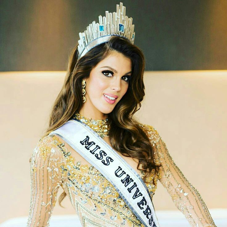 Iris Mittenaere - France - Miss Universe 2016