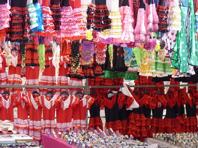 #colourful #market #spain