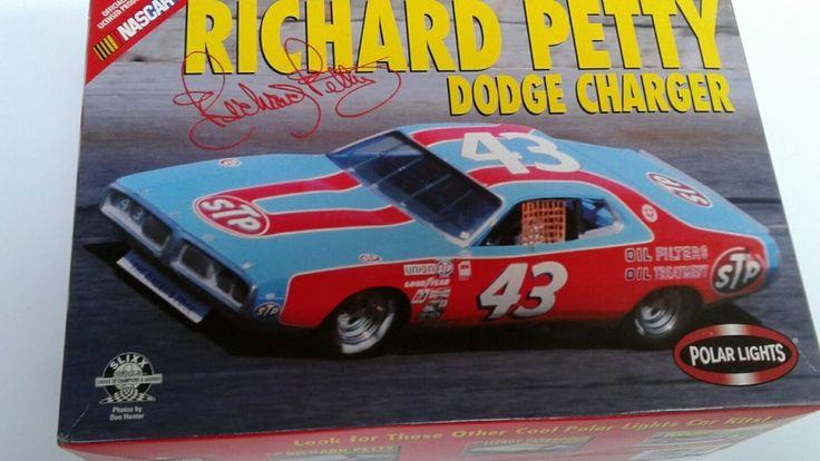 2001 POLAR LIGHTS RICHARD PETTY'S 1974 DODGE  CHARGER NASCAR | Toys & Hobbies, Models & Kits, Automotive | eBay!