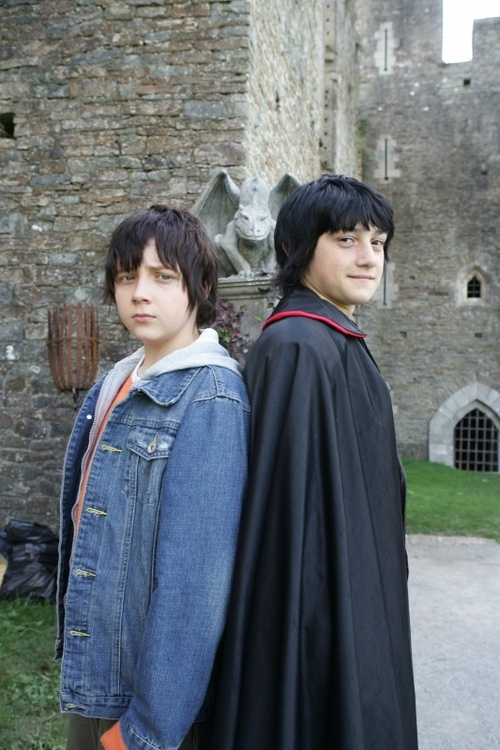Vlad and Robin of Young Dracula