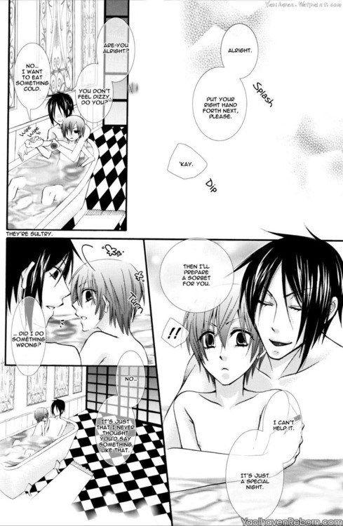 Kuroshitsuji dj - Bathroom Ch.1(end) Page 27 - Mangago