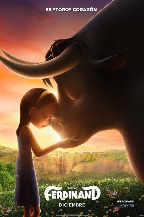 Watch Ferdinand 2017 Full Movie Online Free