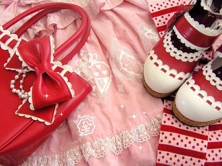 #lolita #egl #eglcommunity #eglfinland #AngelicPretty #sweetloli #ロリィタ