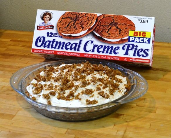How to Make Literal Oatmeal Creme Pies Creme Pie |Foodbeast