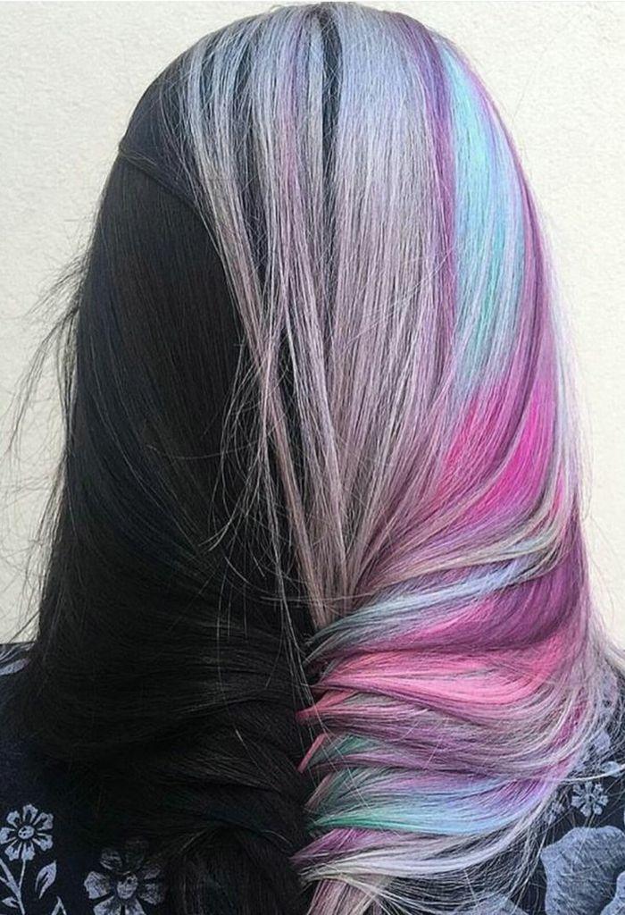 coloration semi permanente inspiration