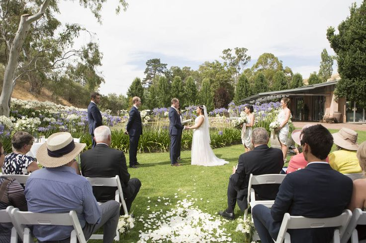 Gateouse ceremony. #GlenEwinEstate #Weddings #bridal #adelaidehills #photos #Gatehouse #weddingvenue #ceremonies