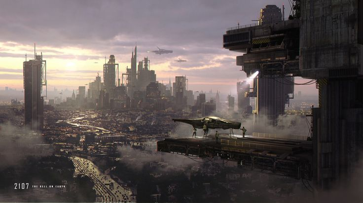 Project 2107----- NEO Taichung by Ming-Yee Sheh | Sci-Fi | 2D | CGSociety