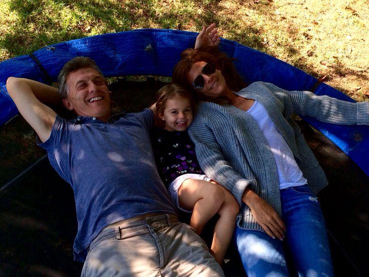 Macri se toma unas merecidas vacaciones en Villa la Angostua