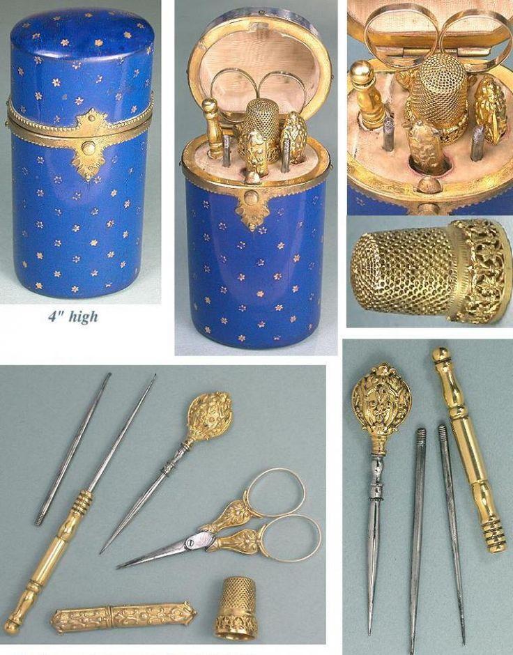 Старинные инструменты для рукоделия — невероятные произведения искусства - Ярмарка Мастеров - ручная работа, handmade