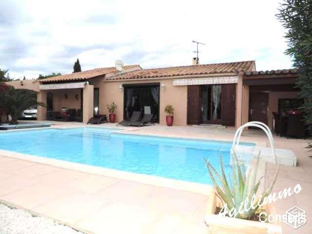 Villa avec studio indépendant, piscine et garage - FREJUS