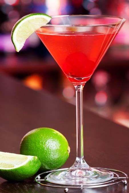 Cocktails Cosmo: Cosmopolitan