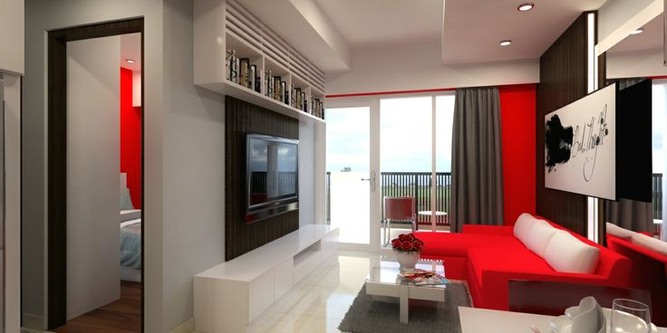 3D Design Green Central Apartment