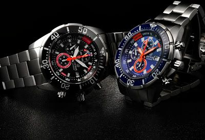 Deep Blue Watches - DepthMeter Professional