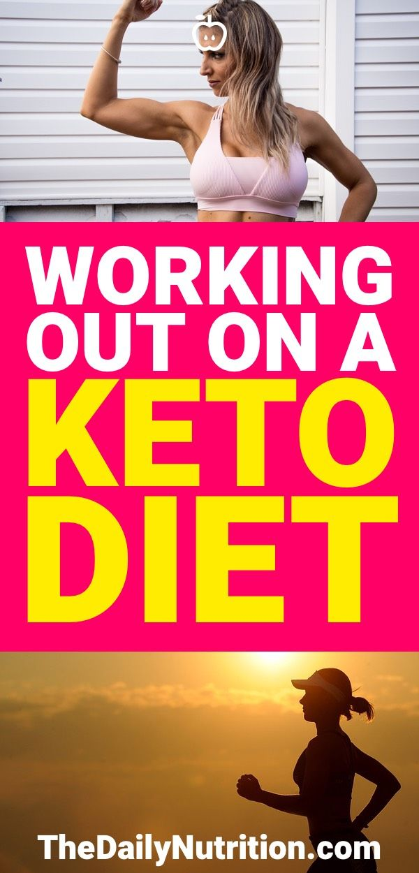 I wanted to start working out while on the ketogenic diet but wasn't sure if I n…