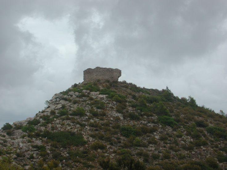 L'atalaia del Castell de Montornés