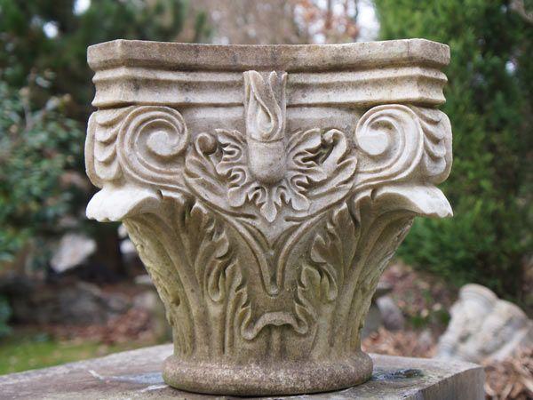 Gartendekoration aus Naturstein |Exklusive Produkte & Accessoires verleihen Ihrem Garten Ihre Handschrift