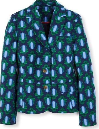 Boden Marlborough Blazer Navy Multi Tulip Boden, Navy Brighten up your outerwear with a punchy printed blazer. Choose between Springs must have prints, Small Tulips, Hotchpotch or China Blue Spots in a lovely textured cotton. http://www.comparestoreprices.co.uk/january-2017-9/boden-marlborough-blazer-navy-multi-tulip-boden-navy.asp
