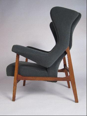 Armchair | Franco Albini for Arflex | 1956