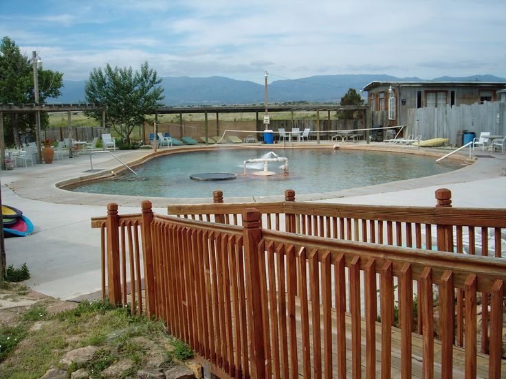 8/29/14  Dakota Hot Springs in Penrose, Colorado. One of my new favorite springs. Kids had a great time.  Son wants to go back every weekend.  Friendly staff and people. Clothing Optional.