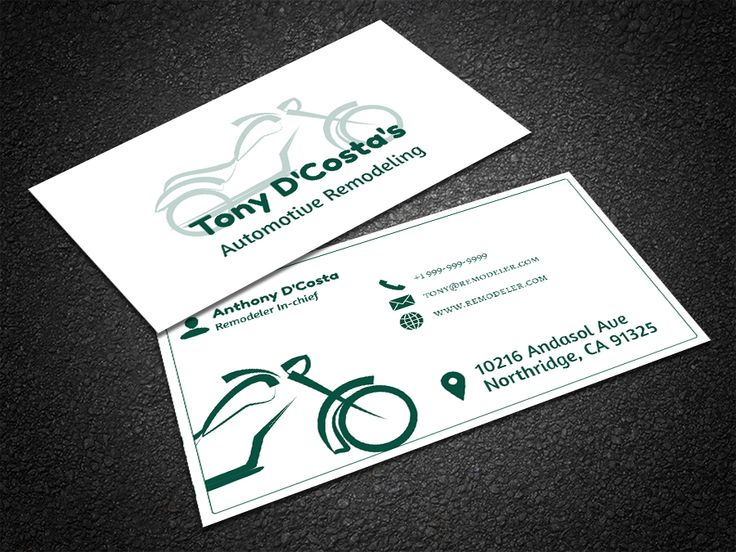 The 35 best free professional business card edit online and edit this abstract motorbike card template online with your branding images to get fbccfo Gallery