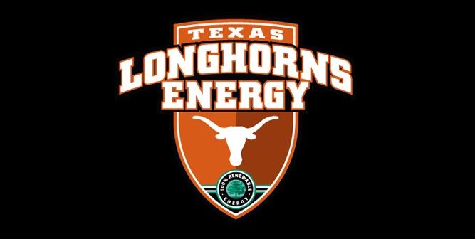 Branding for Texas Longhorns Energy