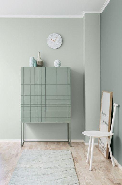 celadon green — so calming for a bedroom