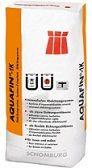 Aquafin-1k Anyagszükséglet: kb. 3.5–4.5 kg/m2  Kiszerelés: 25 kg-os zsák, 6 kg-os zsák, 330,2 ft/kg