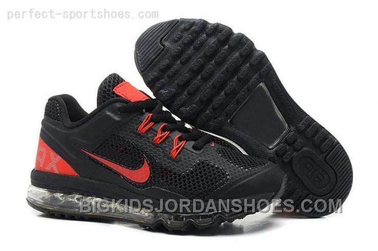 http://www.bigkidsjordanshoes.com/cheap-nike-air-max-2013-kids-shoes-for-sale-black-red.html CHEAP NIKE AIR MAX 2013 KIDS SHOES FOR SALE BLACK RED Only $85.00 , Free Shipping!