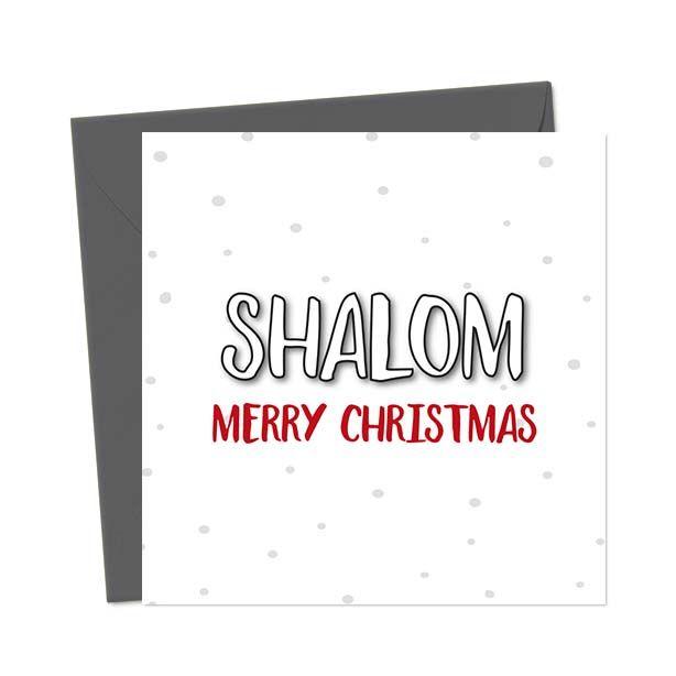 Shalom Merry Christmas Merry Christmas Funny Merry Christmas