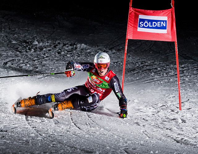 Awesome shot of Ted Ligety. StefCandeRacing040 by tedligety, via Flickr