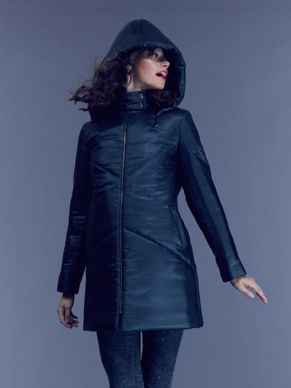 PREORDER: The EMMY A-Line Snow Coat | VauteCouture