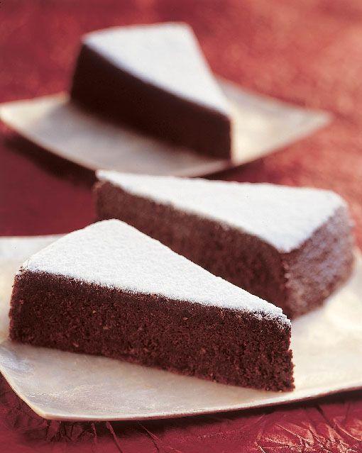 Torta Caprese-ricetta-cucina-napoletana