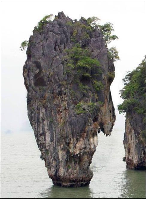 Natural Rock Faces : Best formas curiosas de la naturaleza images on