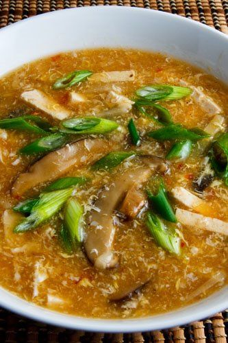 China - Chinese Hot and Sour Soup