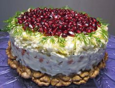 РЕЦЕПТЫ И СОВЕТЫ ХОЗЯЙКАМ: Топ-5 оригинальных салатов к Новому году. Укрась свой…
