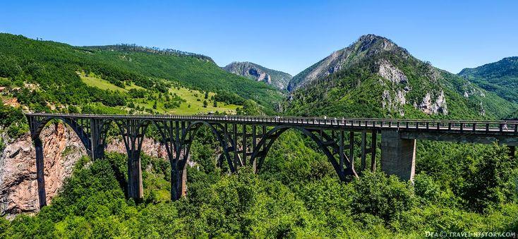 Мост Джурджевича, Черногория