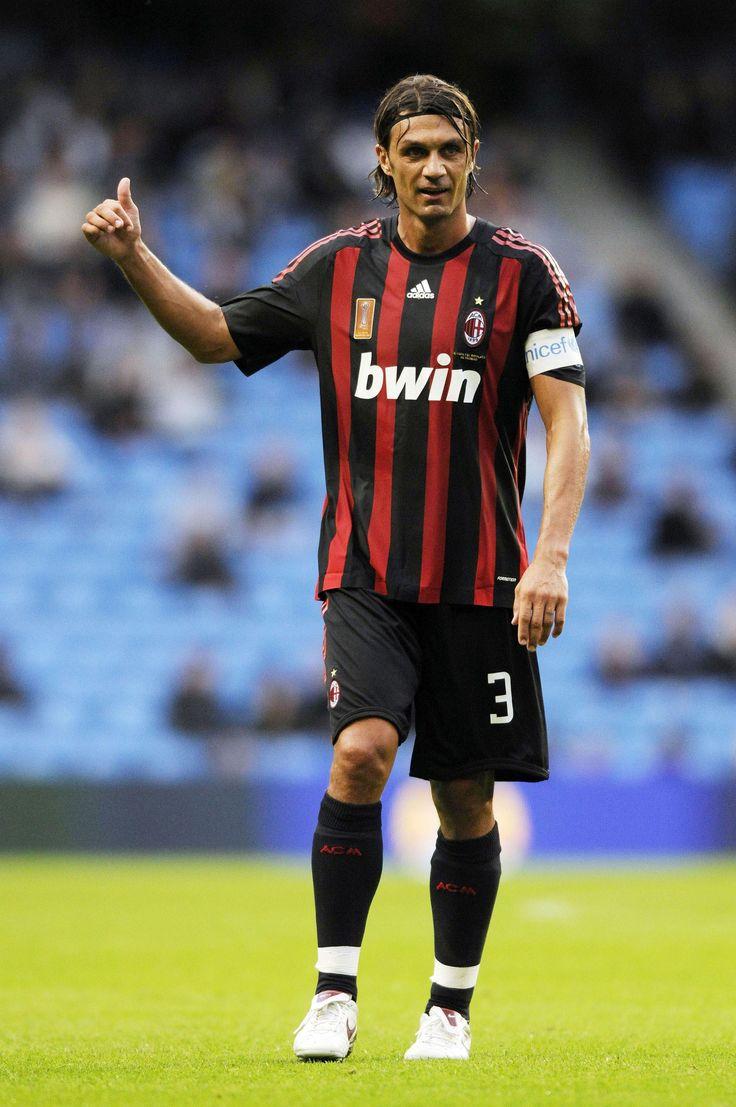 Paolo Maldini, il Capitano