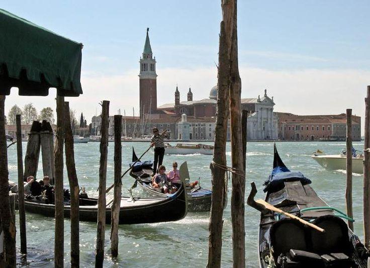 Venedig kann man auch ohne eine Gondelfahrt erleben.