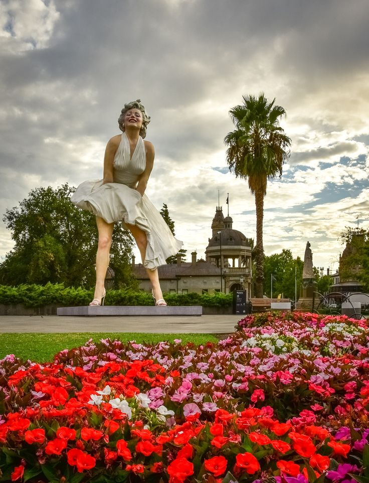 RoyalAuto July16. 10 things to love about Bendigo. Marilyn Monroe Exhibition. Photos: Anne Morley. #royalauto #bendigo #marilyn #marilynmonroe #marilynmonroebendigo #marilynmonroebendigoexhibition