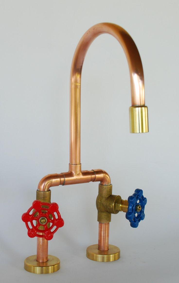 Best 25 Copper faucet ideas on Pinterest  Diy sink