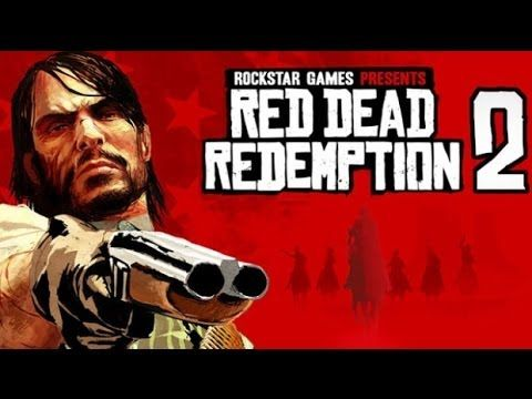 Red dead redemption 2 and Fifa world cup 14!