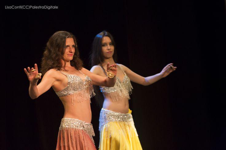 """Serata """"Fuoco"""" danza orientale con i cimbali con Chiara Aysel ogni mercoledì alle ore 19.30! www.spazioaries.it"""