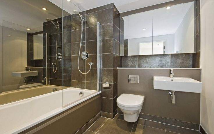 Luxurious modern hotels bathroom interior decoration ideas for Amenagement petite salle de bain 4m2